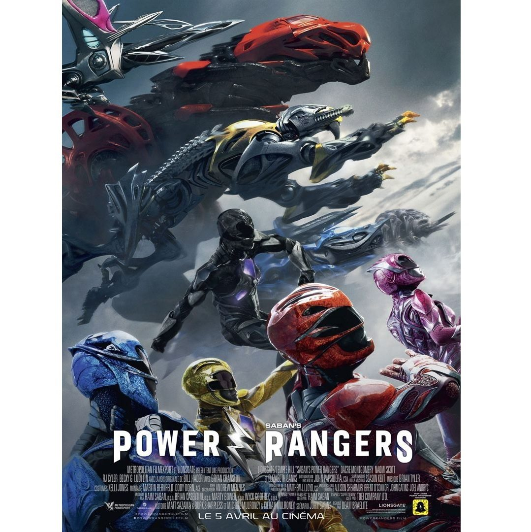 Image 1 : Power Rangers : la Geek Critique