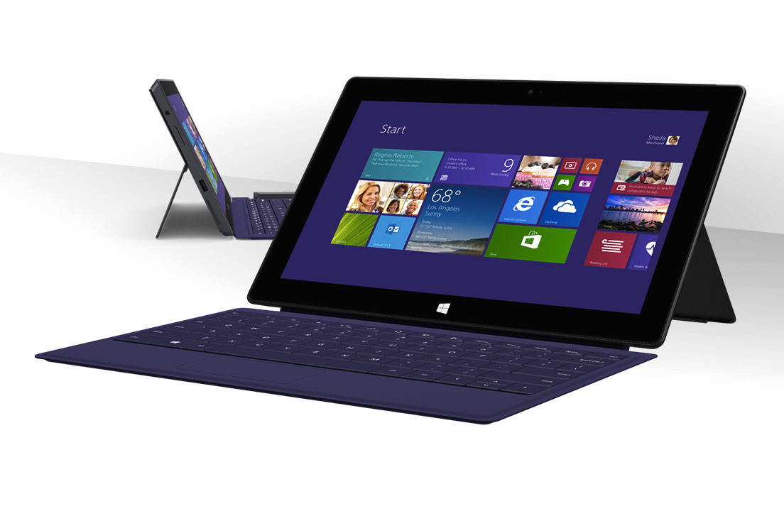 Image 3 : [Test] Surface Pro 2 : on prend la même et on recommence ?