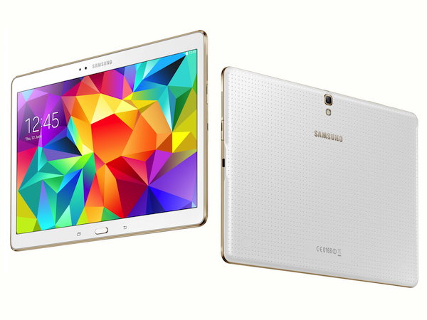 Image 1 : [Test] Galaxy Tab S : on craque ou pas ?