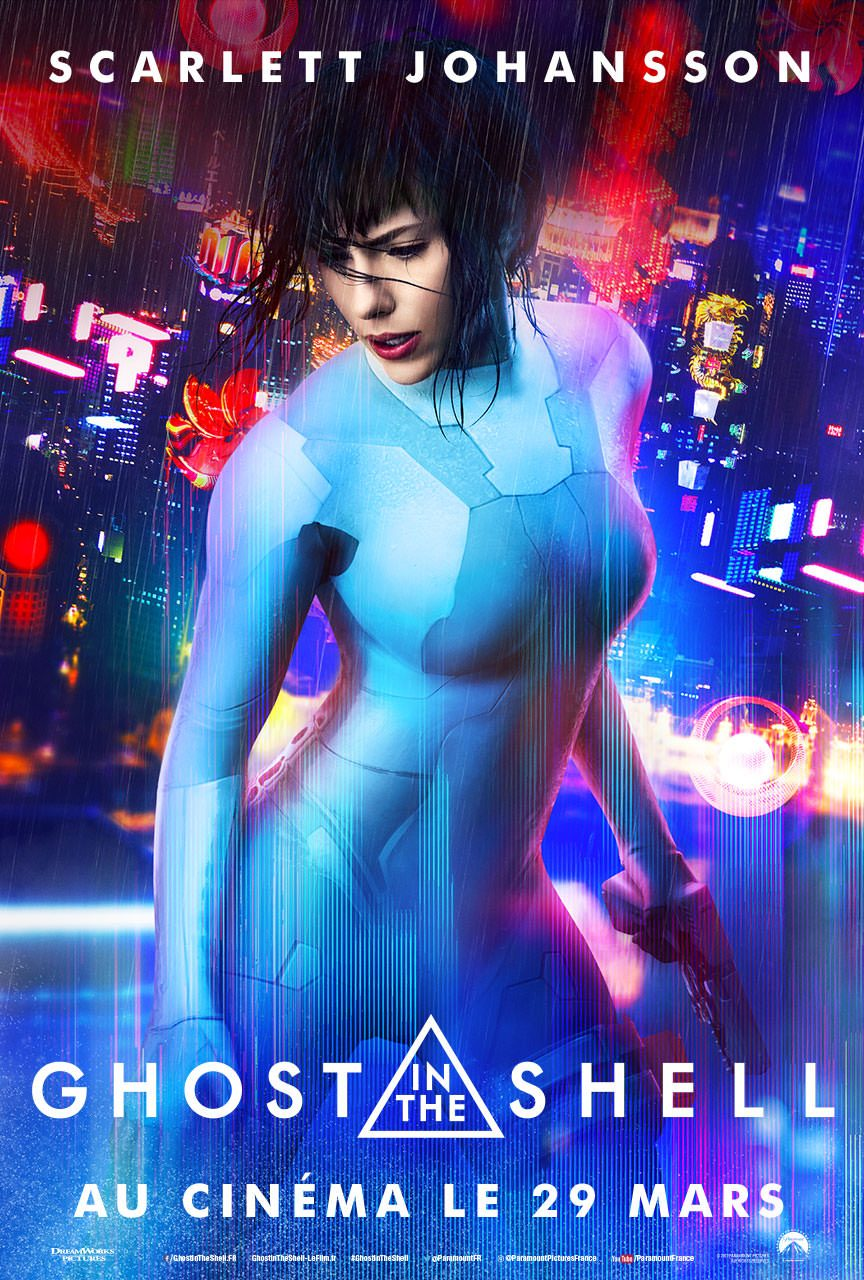 Image 1 : Ghost in the Shell : la Geek Critique