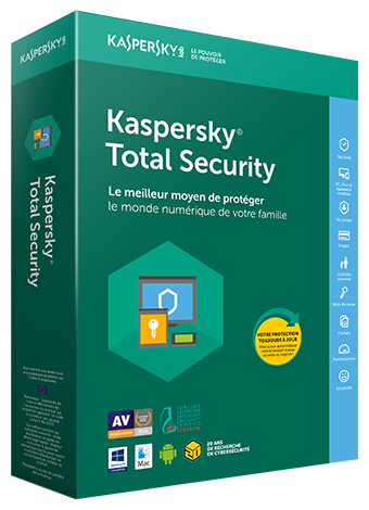 Image 1 : Kaspersky Total Security : on a testé la version 2019 de l'antivirus