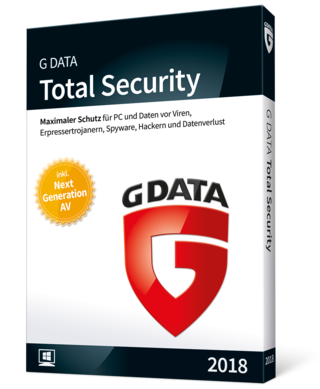 Image 1 : G Data Total Security 2018 : on a testé la nouvelle version de l'antivirus