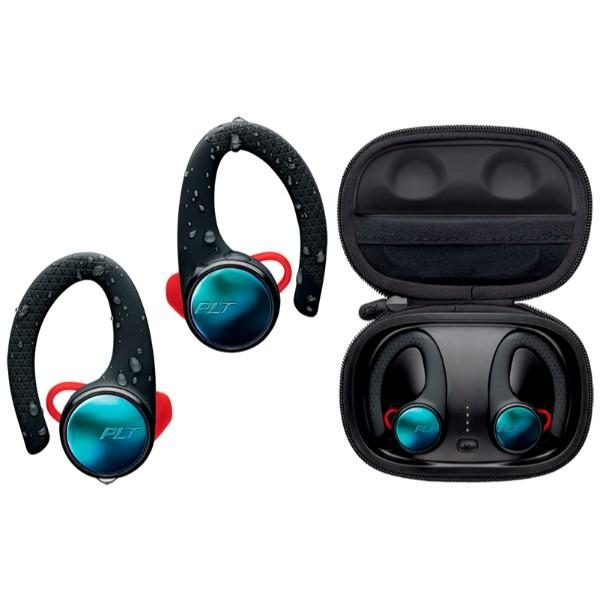 Image 1 : Plantronics Backbeat Fit 3100 : sans fils (mais sans bluetooth non plus)