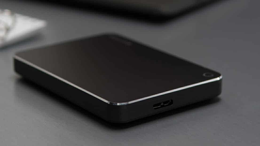 Image 1 : Test Toshiba Canvio Premium 4 To : un disque dur externe performant et design