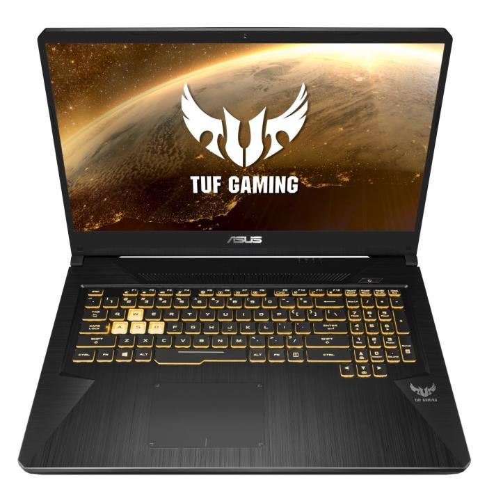 Image 1 : French Days : le PC portable gamer Asus TUF (GeForce GTX 1650) à 760 €